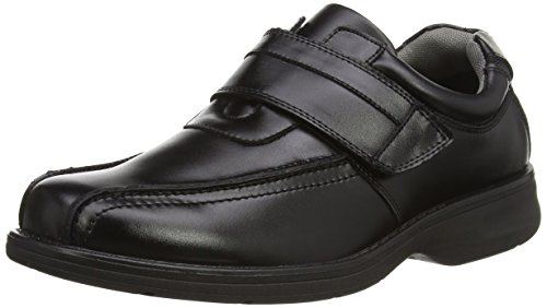 Image of Hush Puppies Perry Stone Iiv, Men's Loafers, Black (Black Action Leather), 11 UK (46 EU)