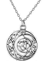 Halskette Mittelalter Kreuz Celtic Keltisches Cross Markenprodukt XuPwZiTOkl
