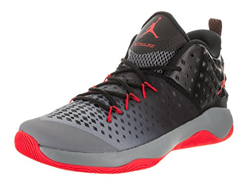 Jordan Nike Mens Extra Fly Basketball Shoe Black