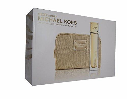 411iVVu EaL - MICHAEL KORS - Sexy Amber 100 ml EDP + Bag