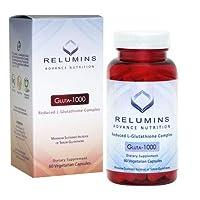 Relumins Advance Skin Whitening Pills 1000 Mg