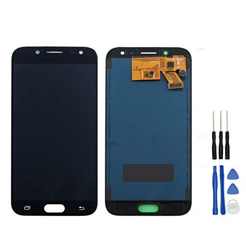CplaplI Abschirmung Digitizer Touchscreen LCD Display Digitizer für Samsung Galaxy J5 PRO 2017 J530 SM-J530F schwarz