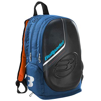 Bull padel Mochila BPM19001 Tech Backpack 2019 Azul Adultos Unisex, Multicolor, Talla unic