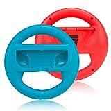 Switch Joycon Lenkrad*2,TechKen Joy-Con Racing Wheel Switch JoyCon Griff Lenkrad Switch Racing...