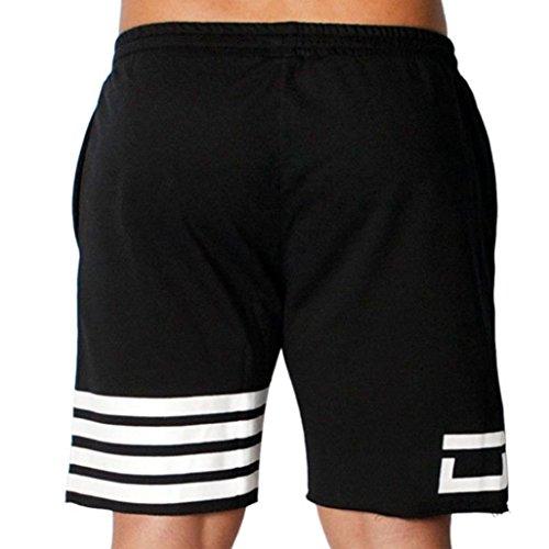 Pantaloncini-Uomo-Styledresser-Ragazzo-Calzoncini-da-Bagno-Costumi-Mare-Surf-Boxer-Asciugatura-Rapida-Pantaloncini-della-tuta-e-coulisse-Vita-Elastica-Estate-Bermuda-da-uomo