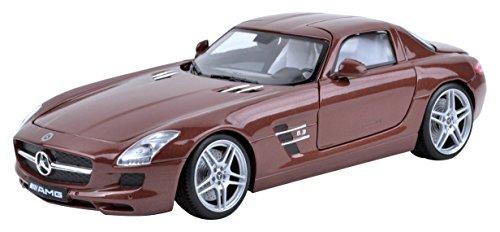 Motormax, gotzmm79162ch Maßstab 1: 18Schokolade Mercedes-Benz SLS AMG spritzgußmodell Auto