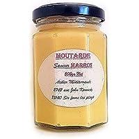 Atelier Méditerranée, Moutarde Saveur Marrons (Chataignes) 200g