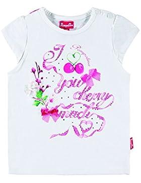 Pampolina Mädchen T-Shirt T-shirt 1/8 Arm