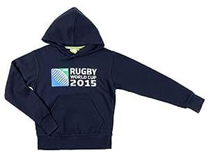 IRB 2015 T-shirt Coupe du Monde de Rugby Collection officielle - Taille enfant garçon 8 ans