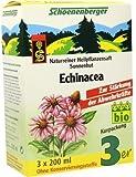 Echinaceasaft Schoenenberger Saft 3x200 Milliliter
