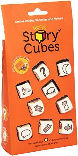 Asmodee Asmodée-Gioco di DadiStory Cubes [Lingua Italiana Non Garantita]