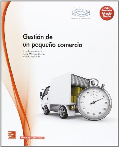 GESTION DEL PEQUE|O COMERCIO. GRADO MEDIO.