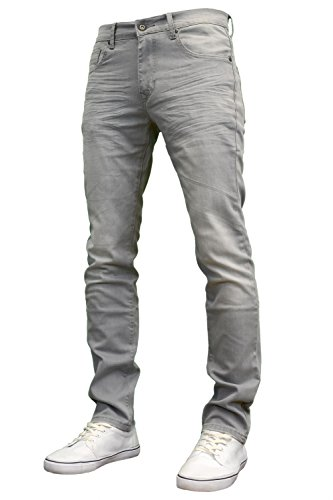 Crosshatch -  Jeans  - Uomo Greywash