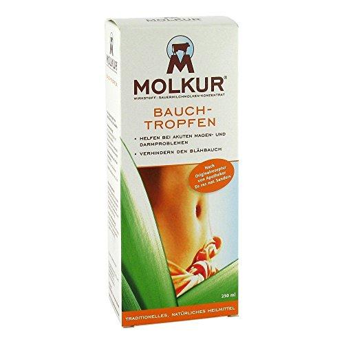 Molkur, Gouttes pour l'estomac, 250 ml