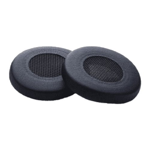 Jabra Kunstleder-Ohrkissen für die Headsets der Pro 9400 und Pro 900 Serie (2 Stück) Gn Netcom Ear Cushion