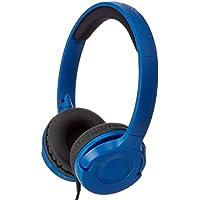 AmazonBasics On-Ear-Kopfhörer, Blau