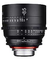 Samyang XEEN 85mm T1.5 - Objetivo (SLR, Aluminio, Canon EF, Marco Comple...