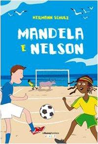 Mandela & Nelson (Junior) por Hermann Schulz