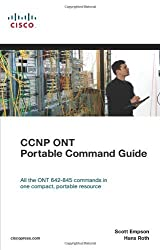 CCNP ONT Portable Command Guide by Scott Empson (2008-03-30)