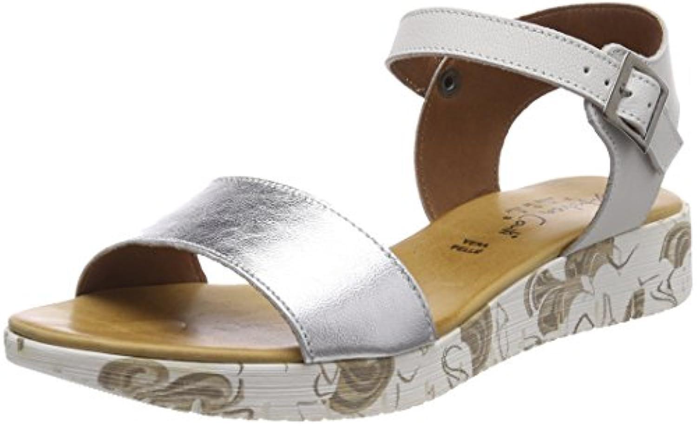 Lh$yu Sandalias de Mujer Zapatos De TacóN Alto De Cristal Correas Sandalias De Plataforma Impermeable Alta Calidad 41 EU Color
