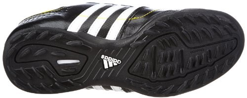 adidas Performance 11Nova TRX TF J Q23839 Jungen Fußballschuhe Schwarz (BLACK 1 / RUNNING WHITE FTW / VIVID YELLOW S13)