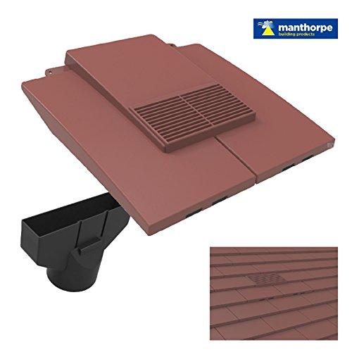 antik-rot-plain-inline-dach-fliese-entlftungsrohr-adapter-fr-beton-und-tonziegel
