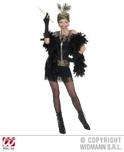 KOSTÜM - 1920er FLAPPER - Größe 42/44 (Frauen Jahre 1920er Kostüme)