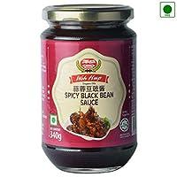 Woh Hup Spicy Black Bean Sauce -340grams