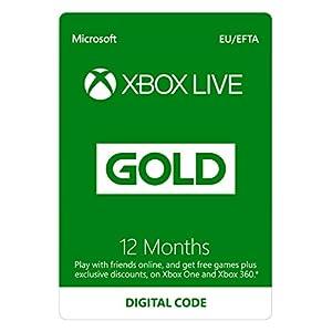 Xbox Live Membership Card