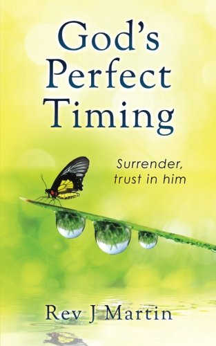 God's Perfect Timing: Surrender, trust in him. Leave your stressful life behind.