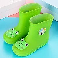 Unisex Kids,Fashion Welington Boots Rainy Season Children