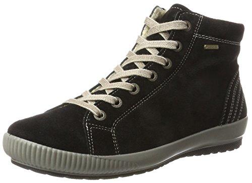 Legero TANARO, Damen Sneaker, Schwarz (Schwarz), 38.5 EU (5.5 UK)
