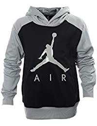 Nike Air Jordan Therma Fit - Sudadera con Capucha para niño, ...