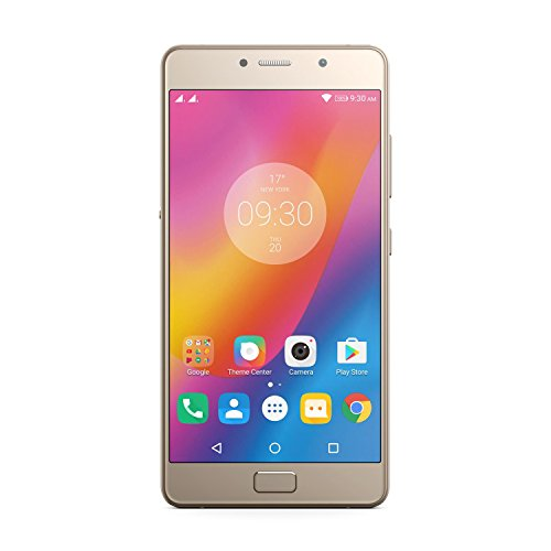 Lenovo pa4 N0019pl Gold Smartphone P2 Dual SIM (13,97 cm (5,5 pollici), 32 GB, Android 6.0 Marshmallow)