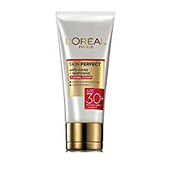 LOreal Paris Skin Perfect 30+ Facial Foam, 50g