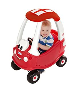 Little Tikes England Cozy Coupe Ride-on