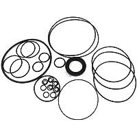 SK230-6 Kit de sello de bomba principal - SINOCMP Service Seal Kits para Kobelco SK230-6 Excavator Parts, 3 Month Warranty