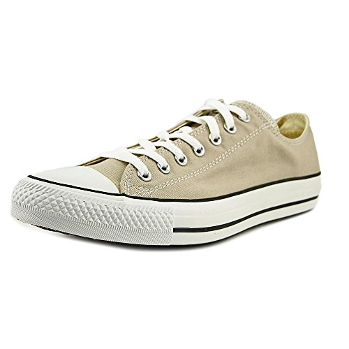 Converse Chuck Taylor All Star Homme Burnished Suede Ox, Baskets mode homme Beige