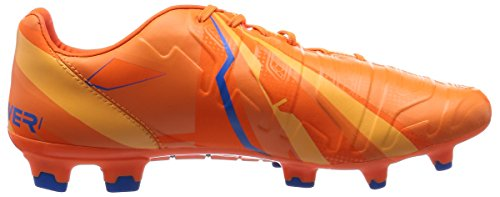 Puma Evopower 1 H2H FG 'Head To Head' Fussballschuhe Tricks Graphic Kollektion Blau/Orange