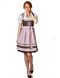 94dca89fdbf967 Michaelax-Fashion-Trade Fuchs Trachten - Damen Dirndl, (55 cm) (