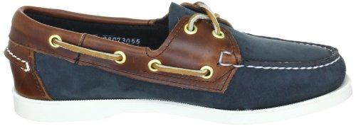 Sebago SPINNAKER B58168, Chaussures basses femme Bleu (Bleu-TR-A-4-269)