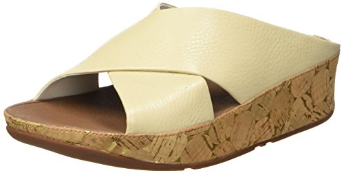 FitFlop Kys, Sandales femme White (Urban White 194)