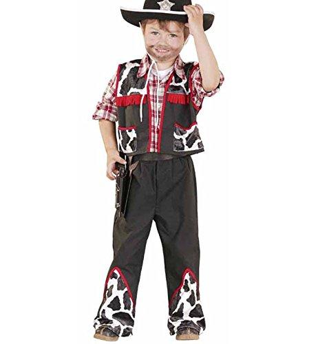 Gurimo-Tex 110499 - vestito da cowboy, costume