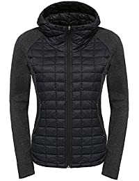 North Face W Endeavor Thermoball Jacket - Chaqueta para mujer, color negro, talla S
