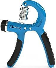 Hand Grip STRENGHTHENER Adjustable Resistance 10-40 KG Multicolour