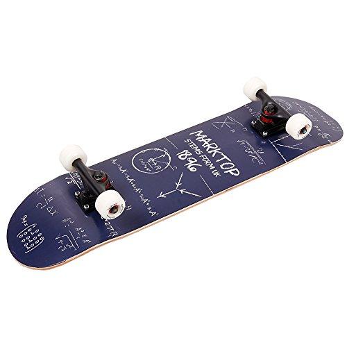 Zoom IMG-1 skateboard funtomia con cuscinetti a