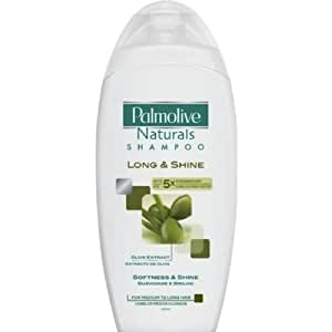 Shampooing Palmolive Long & Brillance Extraits d'olive