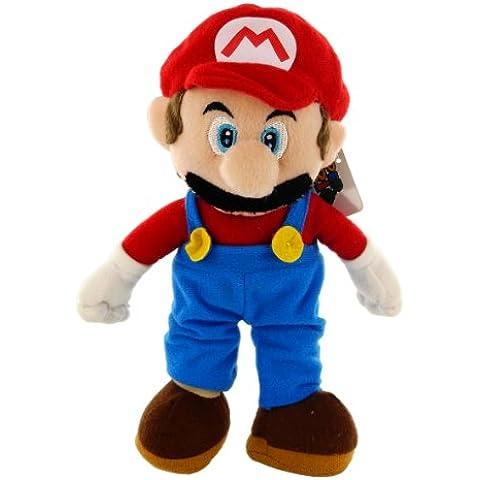 Super Mario Peluche Mario 24 cm