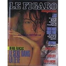 FIGARO MAGAZINE (LE) [No 13607] du 10/09/1988 - SERVAN-SCHREIBER - L'ERE DE L'INTELLIGENCE - LA RECLUSE DU GOUFFRE - DELPHINE - L'HOMME AUX 40 PICASSO - TROPHEE LANCOME - GOLF - LE SEXE DANS LA TETE.