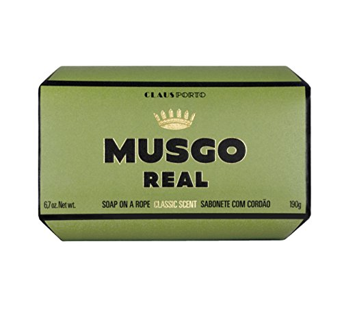 Classic-fitnessstudio (MUSGO REAL SOAP ON A ROPE CLASSIC SCENT (190g / 6.0 oz.))